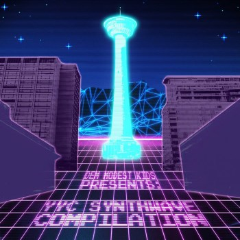 yyc synthwave compilation artist list
