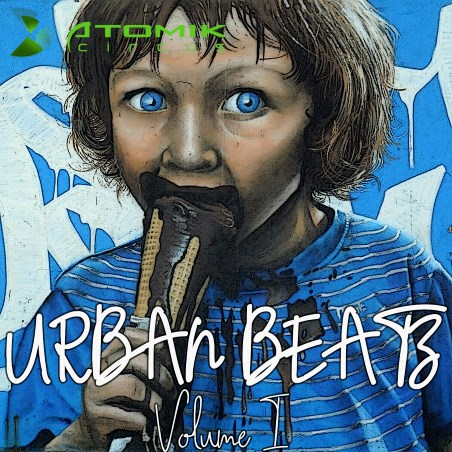 Urban Beatz, Vol. 1